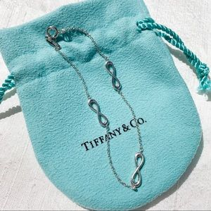 Tiffany & Co. Tiffany Infinity Endless Bracelet